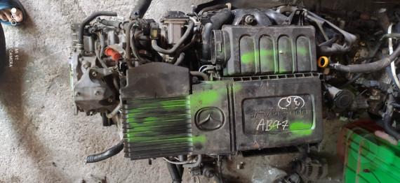 Mazda 3 benzinli komple motor