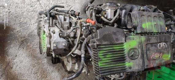 Mazda 2 benzinli komple motor