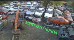 MERT OTO HURDA
